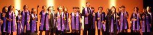 Y.S. gospel choir