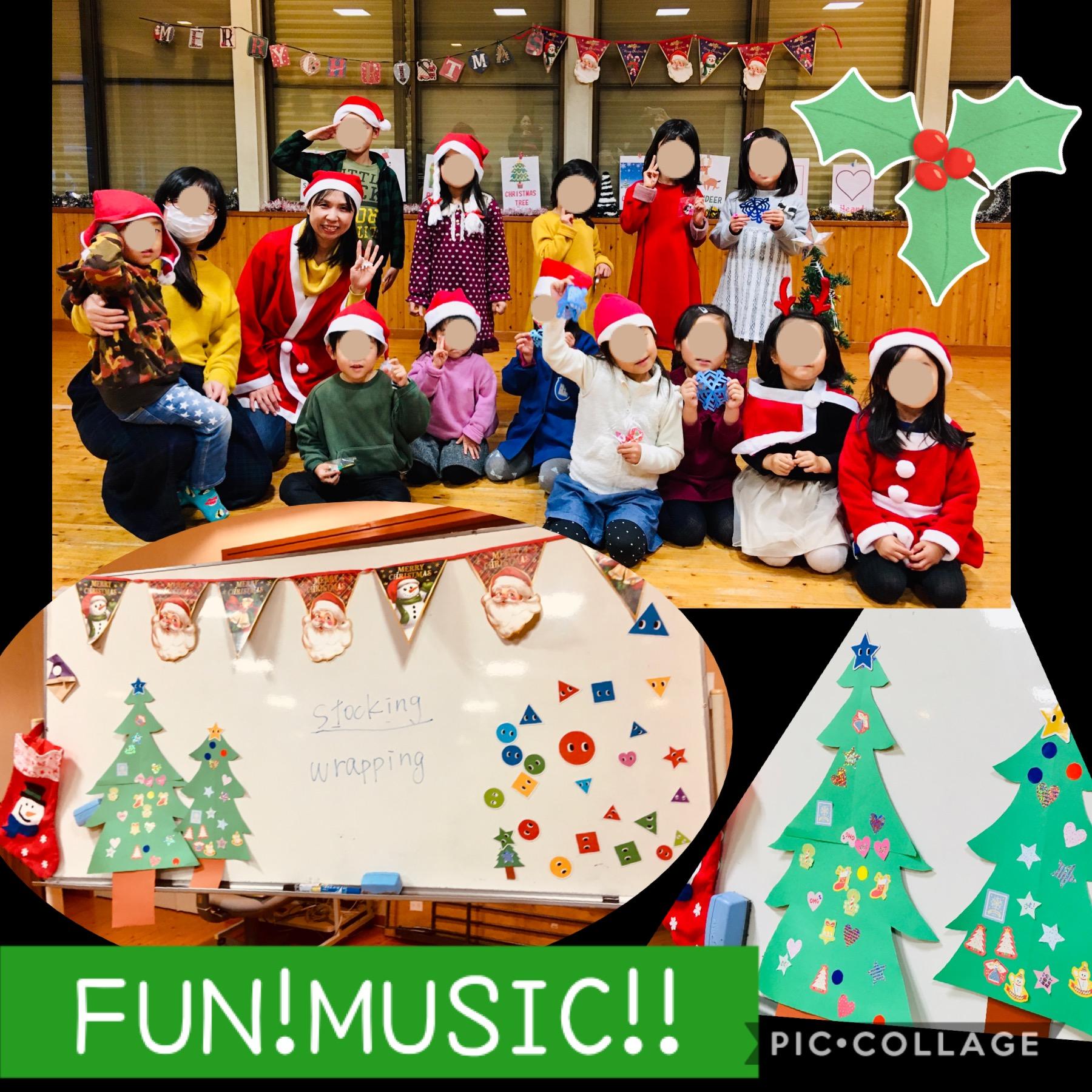 FUNMUSICクリスマス2019